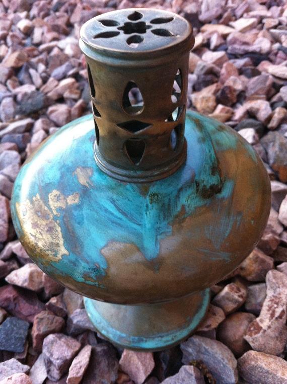 Ye Olde Oil Lamp