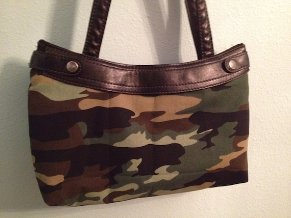 Product 31- Purse Skirt- Reversible-Army