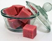 SALE!  Watermelon Exfoliating Sugar Scrub Cubes 5 oz