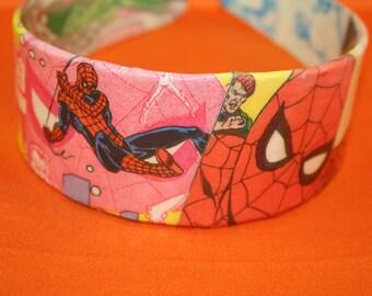 Swinging Spiderman - ComicBand - Comic Book Headband