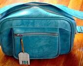 Vintage Weekender Bowling Bag