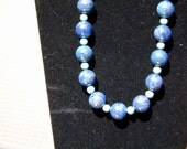Blue on Blue Lapis FINAL CLEARANCE