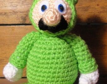 Frog Suit Mario