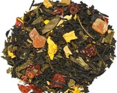 Strawberry Dragon Black Loose Leaf Tea (50 grams)