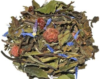 Gourmet Grape White Loose Leaf Tea (50 grams)