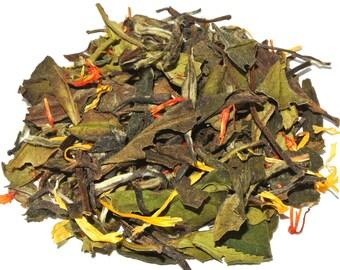 Summer Breeze White Loose Leaf Tea (50 grams)