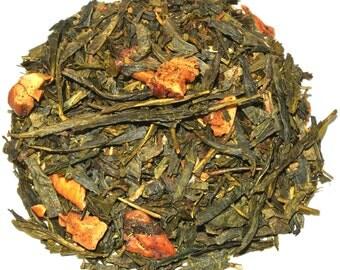 Granny's Apple Crisp Green Loose Leaf Tea (50 grams)