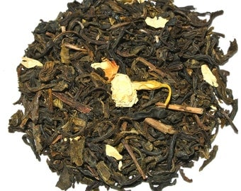 Princess Jasmine Loose Leaf Green tea (50 grams)