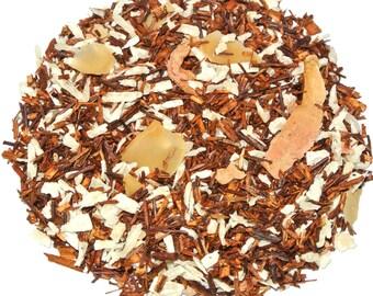Coconut Almond Rooibos Tea (50 grams), Loose Leaf Tea, Caffeine Free Tea