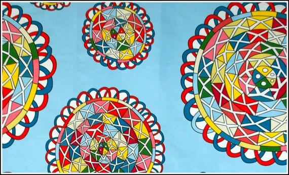 Katarina - Cilla Ramnek  - Ikea Home Decor  fabric - 1 yard - LAST YARD - OOP