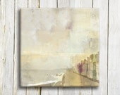 """Printed canvas, Landscape, Provence, 12""""/12"""", 30/30 cm - hayagold"""
