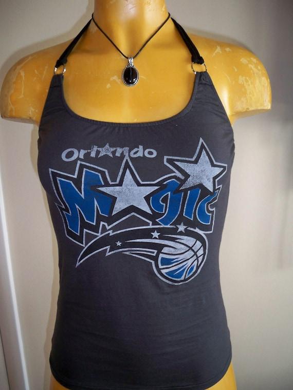 Orlando Magic halter top Diy NBA Basketball