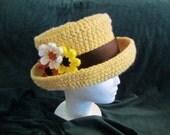 Sunny Spring Hat