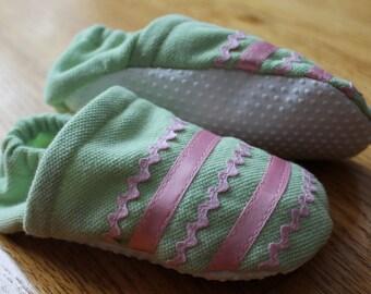 Malia Baby Shoe Pattern- PDF