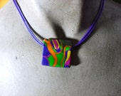 necklace psychedelic