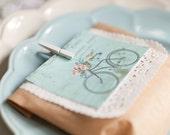 Vintage inspired handcrafted wedding favour DIY homemade set of 20