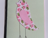 Spring,Easter, Mothers day Cheeky Chick Card - all occasions