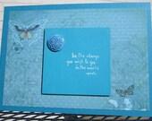 Flight of Fancy Blank note card set