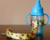 Sippy Cup Leash   Sippy Strap   Sippy Cup Strap Suction Cup   Bottle Tether   Sippy Cup Strap   Suction Sippy Strap   Ladybugs