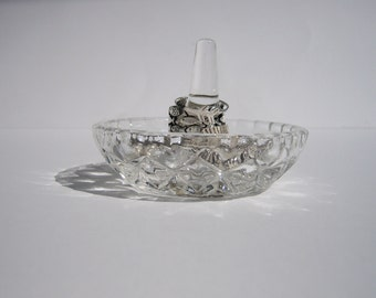 Glass Ring Holder