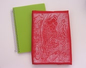 Book Journal Sketchbook Diary Padded COVER A5