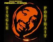 LARGE Pumpkin - SINGLE PORTRAIT