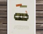 Blade Runner Customized Movie Poster