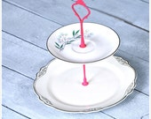 Bluebud: Mini Cake Stand Wedding Decorations Dessert Table Setting Maid of Honor Gift Set