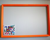 Bright Frame: Neon Orange