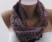 SPRING SCARF. Triangle Scarf. Headband. PINK. Mothers day. Necklace. For 4 seasons.