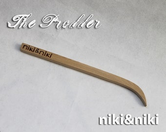 Felting tool for groves and stretching- The Prodder. Handmade Wood Tool for Wet and Nuno Felting