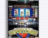 Slot Machine IPhone cover