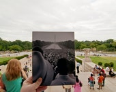 Looking Into the Past: March on Washington, August 28, 1963 (8x10)