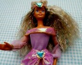 Disney Princess Jasmine - vintage Barbie doll clothes/outfit/costume (Aladdin, Mattel, official)