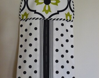 Diaper stacker Lime Collection