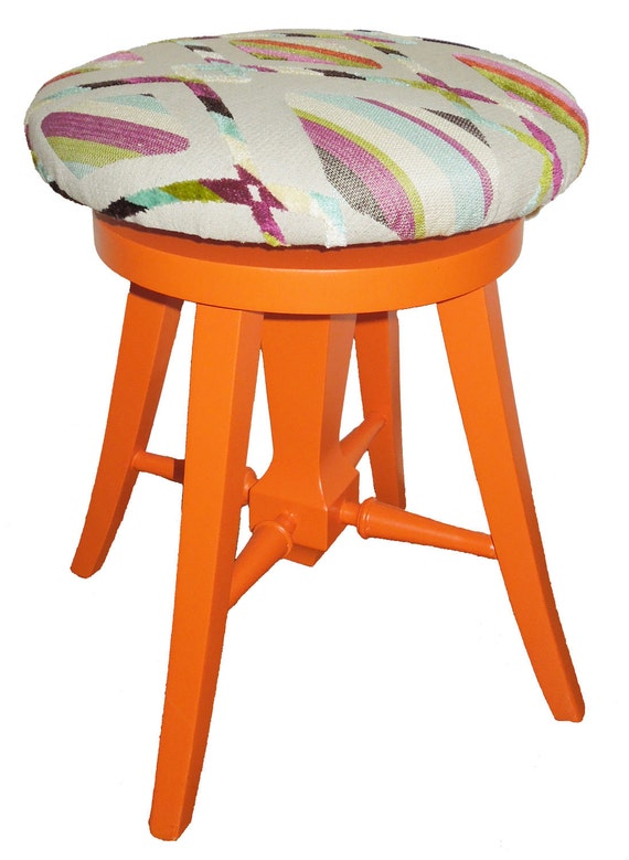 Funky Swivel Stool