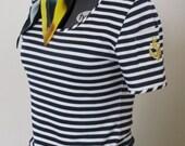 Nautical Striped Top
