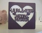 Papercut wedding invitations (25)