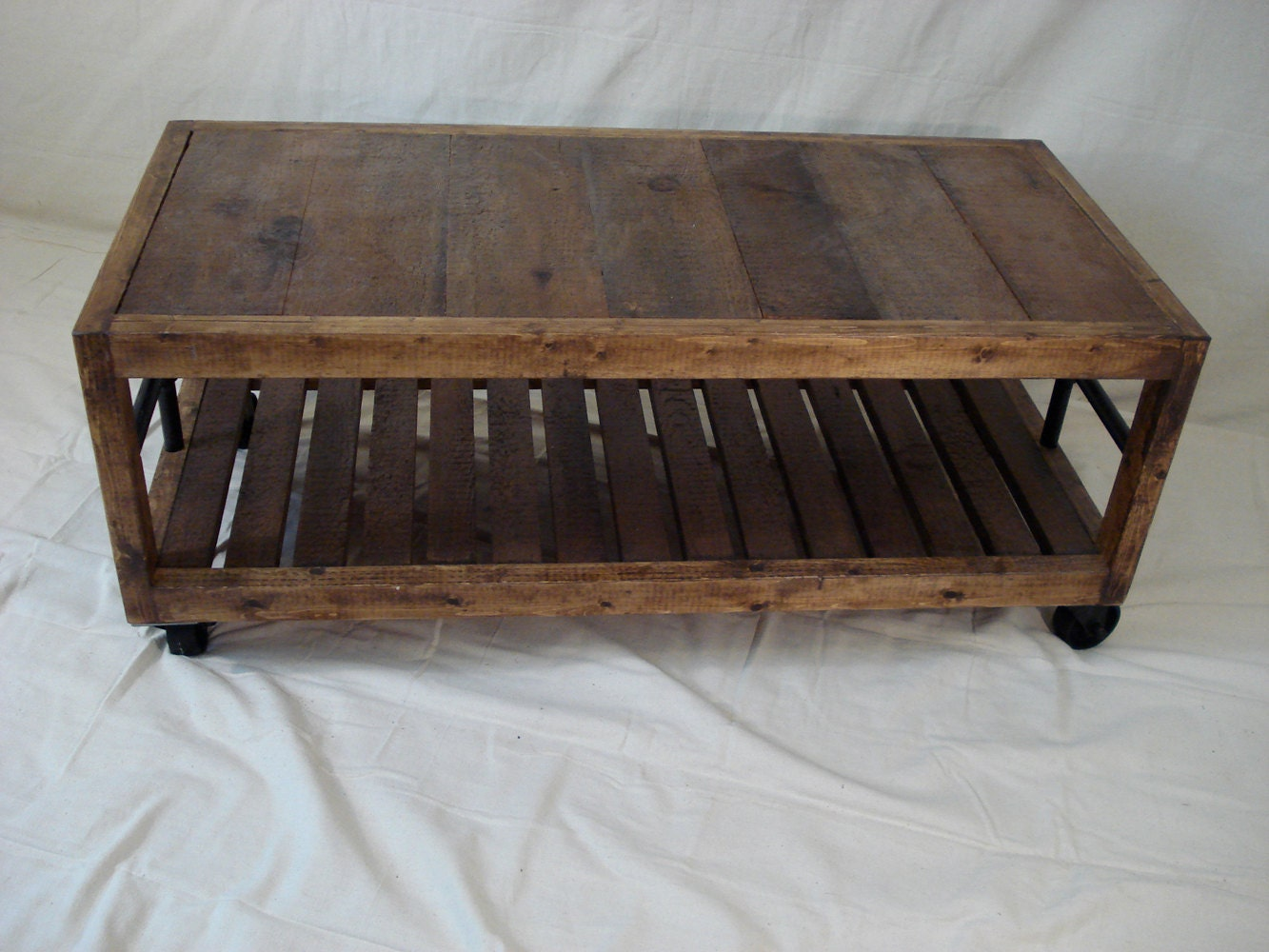 Shipping Crate Coffee Table By Retroworksstudio On Etsy