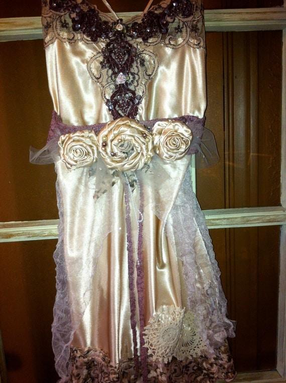 Items Similar To CUSTOM Romantic Shabby Chic French Country WEDDING BRIDES