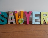 CUSTOMIZABLE-SUPERcute name in any color or theme in 3D blocks
