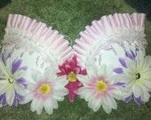 EDC 2012 flower bra