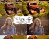Pro Lighting Effect Adobe Lightroom Preset