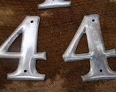 Vintage Lot Aluminum Cool  Number 4
