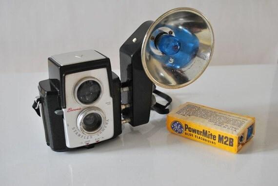 Kodak Brownie Starflex Twin Reflex Camera