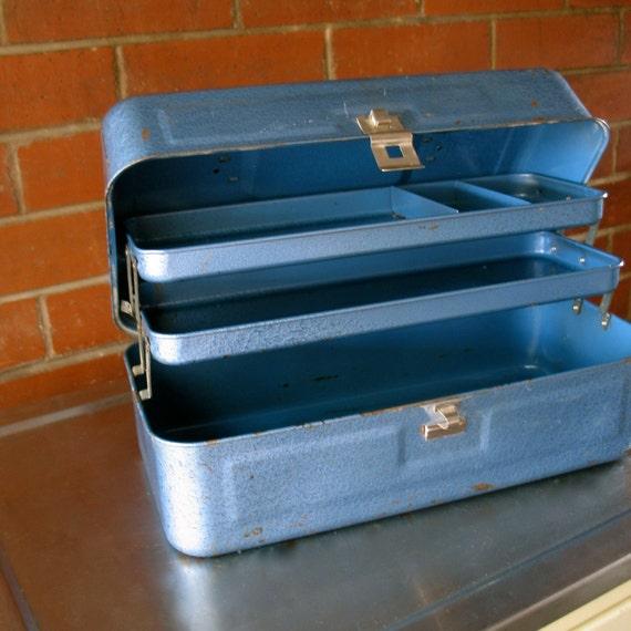 1950's Tackle Box (My Buddy)