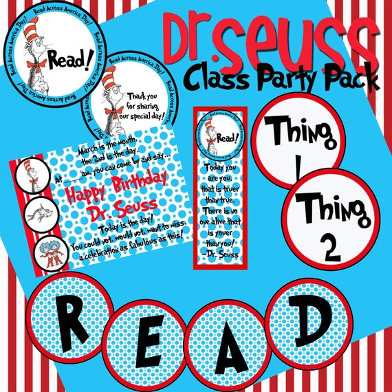 It's just a picture of Punchy Read Across America Printable