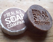 Chocolate Stout Real Ale Beer Soap