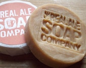 Ruby Mild Real Ale Beer Soap