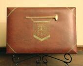 Vintage Swank Mens Jewelry Box